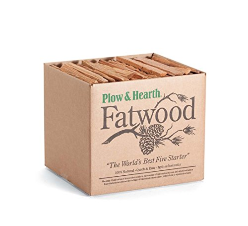 Check Out This 10 lb. Box of Fatwood Fire-Starter