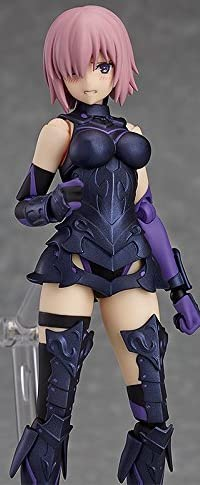 figma Fate/Grand Order シールダー/マシュ・キリエライト ノンスケール ABS&PVC製 塗装済み可動フィギュア