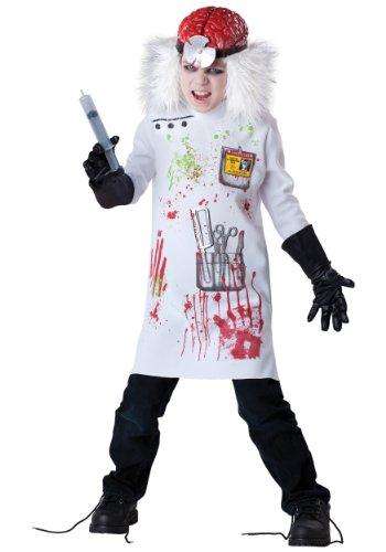Mad Scientist Child