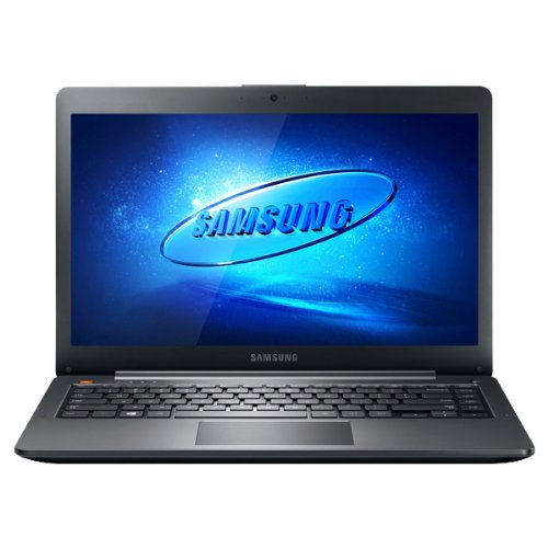 Samsung ATIV Book 5 530U3C-K01 33,8 cm (13,3 Zoll) Notebook (Intel Core i7 3537U, 2GHz, 4GB RAM, 500GB HDD, Intel HD 4000, Win 8) mineral ash schwarz