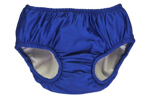 My Pool Pal Reusable Swim Diaper, Royal Blue, 3T