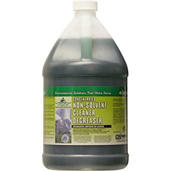 Nyco Products GS003-G2 Concentrated Non-Solvent Cleaner and Degreaser, 1-Gallon Bottle (Case of 2)