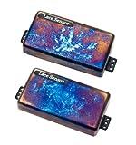 Lace ピックアップ Finger Burners Set Burnt Chrome レース フィンガーバーナーズ ギター ピックアップ セット クローム パーツ 【並行輸入品】