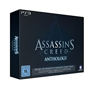 Assassin's Creed Anthology Box