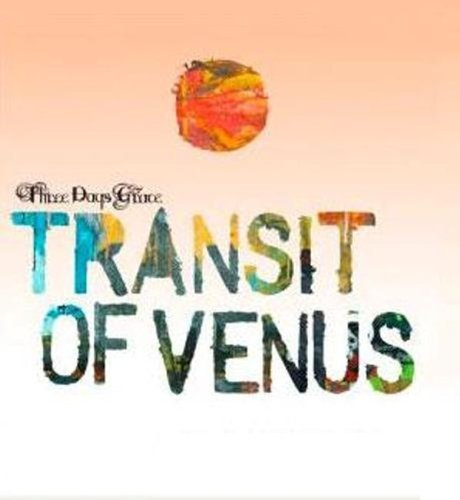 Transit Of Venus by Three Days Grace (2012) Audio CD