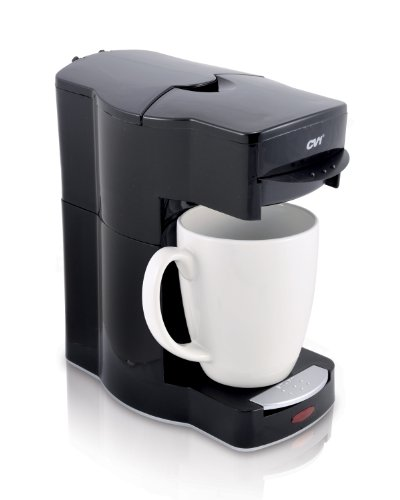 Café Valet Black Single Serve Coffee Brewer,