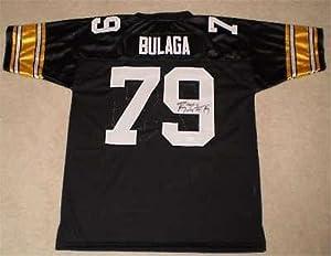 Bryan Bulaga Autographed Jersey - Iowa Hawkeyes #79 - JSA Certified by Sports+Memorabilia