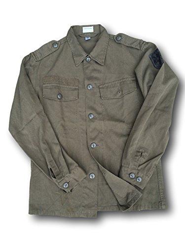 austrian-army-issue-vintage-maglia-da-uomo-verde-verde-xxl