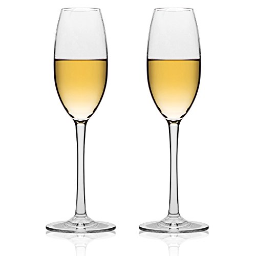 MICHLEY-Unbreakable-Champagne-Flutes-Glasses-100-Tritan-Shatterproof-Wine-Glasses-BPA-free-Dishwasher-safe-72-oz
