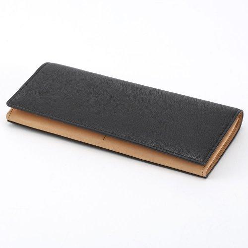 LuggageAOKI(青木鞄)[COMPLEX-GARDENS 陀羅尼]長財布 ブラック(3547-10)