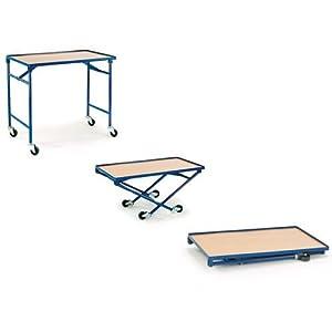 Faltbarer Tischwagen 1000x600mm