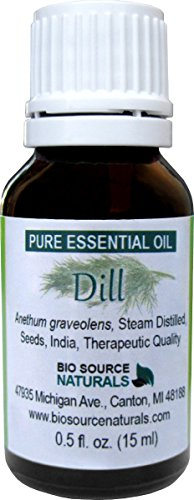 Dill Pure Essential Oil 0.5 fl / 15 ml