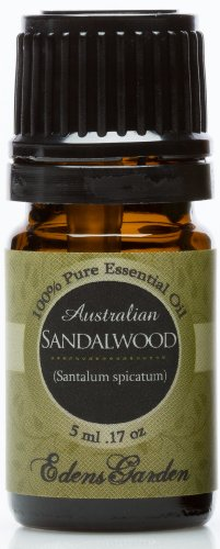 Sandalwood (Australian) 100% Pure Therapeutic Grade Essential Oil- 5 Ml