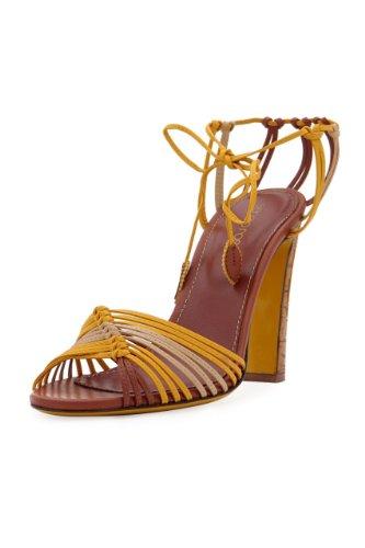 sergio-rossi-damen-sandalen-sandalette-straps-farbe-dunkelgelb-groesse-395