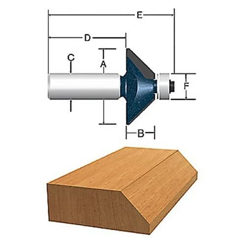 Where can I buy Bosch 85298M 1-1/2-Inch Diameter 35/64-Inch Cut 45 Degree Carbide Tipped Chamfer Router Bit 1/4-Inch Shank With...