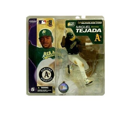 McFarlane Sportspicks: MLB Series 5 Miguel Tejada Action Figure