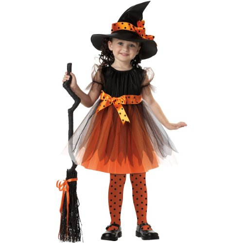 Charmed Witch Costume - Toddler Large