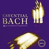 Essential Bachby Johann Sebastian Bach