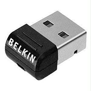 belkin mini bluetooth laptop adapter f8t016v. Black Bedroom Furniture Sets. Home Design Ideas