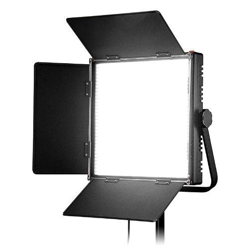 Fotodiox Fdx-Led-1024Al Professional 1,024 Led Dimmable Daylight Balanced Photo Video Light Kit (Black)
