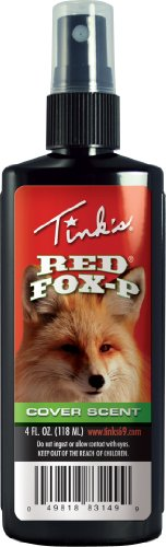 Sale!! Tink's Red Fox-P Power Cover Scent (4-Ounce)