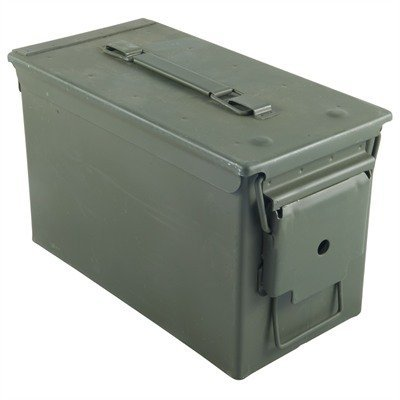 Military Surplus .50 Caliber Ammo Can