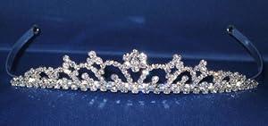 NEW Bridal Wedding Rhinestone Tiara Crown Party Princess