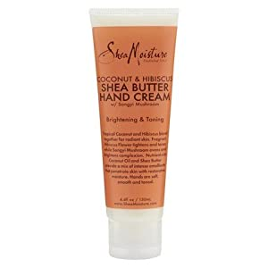 SheaMoisture Coconut & Hibiscus Shea Butter Hand Cream - 4.4 fl oz