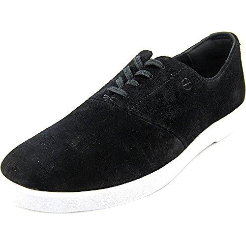 HUF Men's Gillette Modern Skateboarding Shoe, Black, 9 M US