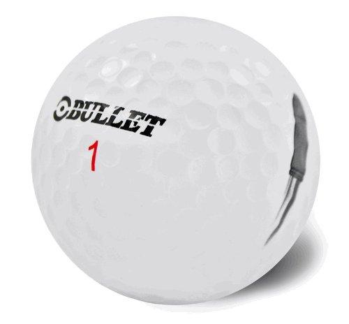Bullet Golf Titanium 6-Ball Pack - 1