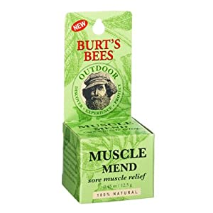 Burt's Bees Muscle Mend Sore Muscle Balm -- 0.45 oz