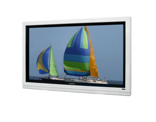 SunBriteTV SB-4660HD-WH-R Signature Series 46 in. 1080p 60 Hz LED Full-HD True Outdoor All-Weather TV (White)