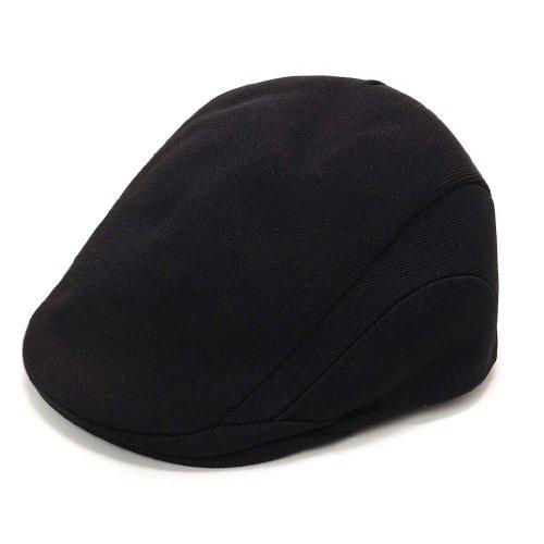 (カンゴール)KANGOL ハンチング/帽子 Tropic 507 cap(トロピック 507 キャップ) 6915BC Black M [並行輸入品]