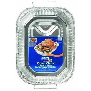 Pactiv/E Z Foil 1986 Roaster Pan (Pack Of 12)