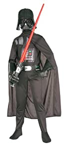 Scary Darth Vader Kids Costume - Child Small by Rubies