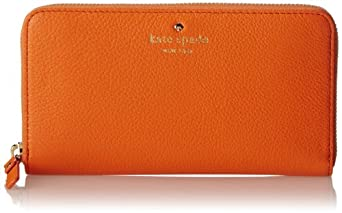 Kate Spade New York Cobble Hill Lacey Wallet,Ablaze,One Size