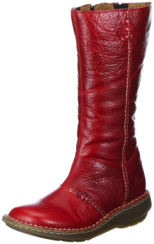 Dr. Martens New Authentic wedge boot Red 10491604 3 UK Regular