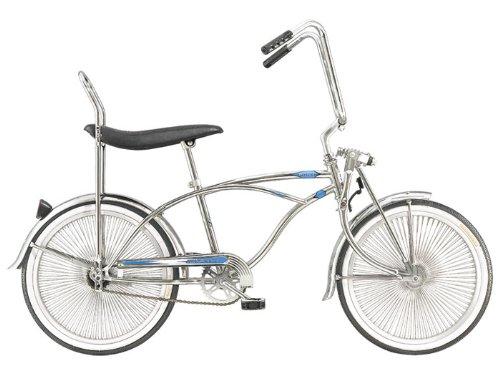 Mens Bike - PRINCE Beach Cruiser Bicycle Low-rider Chopper