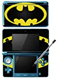 Batman Dark Knight Game Skin for Nintendo 3DS Console