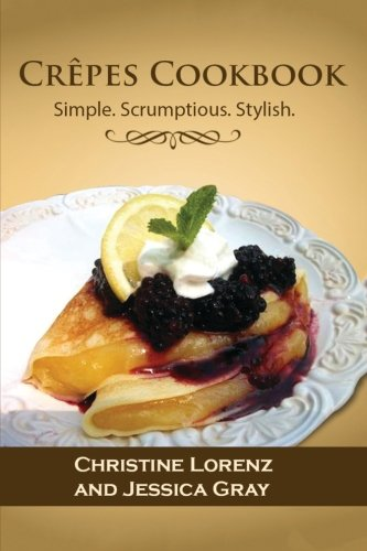 Crepes Cookbook (Crepe Cookbook compare prices)