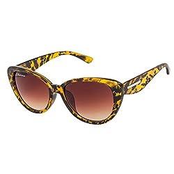 Chevera Voguish Multicolor Cat-Eye Sunglasses