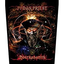 Judas Priest - Patches - Back
