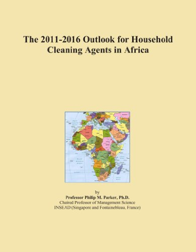 The 2011-2016 Outlook for Household Cleaning Agents in Africa