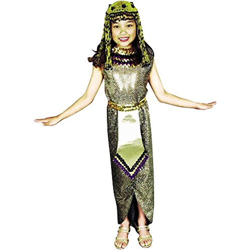 Child's Cleopatra Egyptian Costume (Size: Large 10-12)