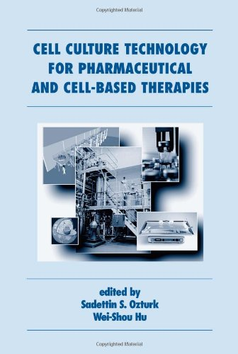 Cell Culture Technology for Pharmaceutical and Cell-Based Therapies (Biotechnology and Bioprocessing)