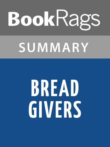 an analysis of bread givers by anzia yezierska For the students of english literature this feature is not available right now please try again later.