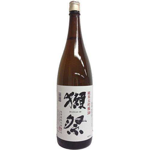 旭酒造 獺祭 (だっさい) 純米大吟醸 磨き50 1800ml