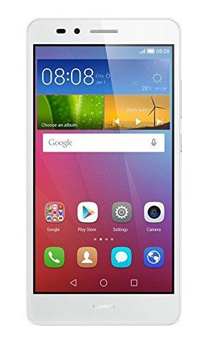 Huawei SIMフリースマートフォン GR5 16GB (Android 5.1/オクタコア/5.5inch/micro SIM) シルバー KII-L22-SILVER O-SIMSET [OCN モバイル ONE 音声対応micro SIM付]