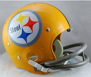 NFL Pittsburgh Steelers TK Suspension 1962 Helmet by Riddell