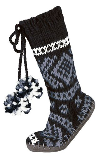Barts - Log Cabin Homesocks (Nero)